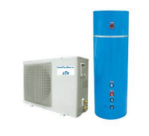 The thermal pump for water heating, Water heaters,