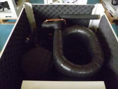 Industrial thermal pumps, Heating autonomous,