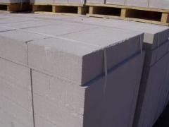 Gas-concrete blocks in Astana