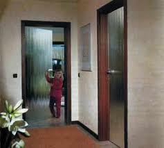 Doors are glass interroom