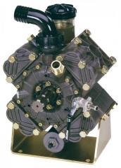 Pump M-114 2 xl 3/8 shlitsevy shaft (107 l/min.,