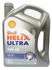 Shell Helix Ultra Diesel 5W-40