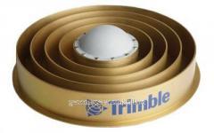 Multifrequency Trimble GNSS-Ti Choke Ring antenna