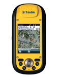 Field Trimble Geo 5T computer