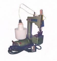 Sack stitching machines