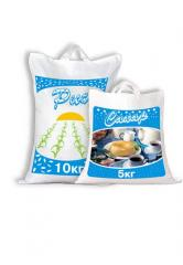 Bags, bags from polypropylene