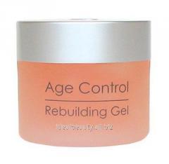 The restoring Age Control Rebuilding Gel gel