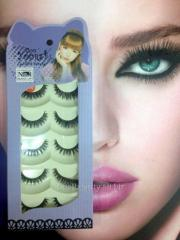 Eyelashes in a se