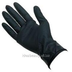 Gloves are latex