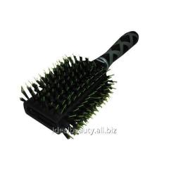 The brush is massage square