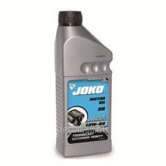 Моторное масло JOKO GASOLINE Semi-synthetic SN