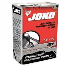 Трансмиссионное масло JOKO ATF Type SP-IV 4л...