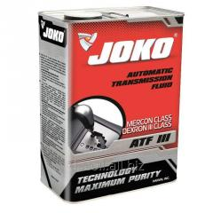 Transmission JOKO ATF-3 4 oil of l JD3004