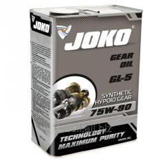 Transmission JOKO GL-5 75w-90 4 oil of l JGL754