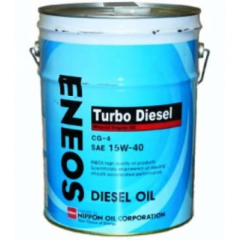 MINERAL ENGINE OILS 15w-40 ENEOS