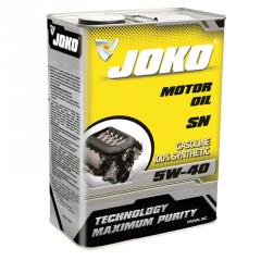 OILS SYNTHETIC FOR JOKO ENGINES