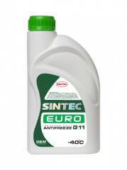 Sintec ANTIFREEZE EURO G11 10 кг,  5 кг,  1...