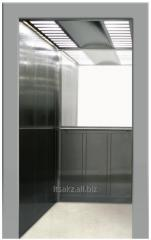 Cabins for lifts