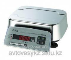 Weight measuring equipment