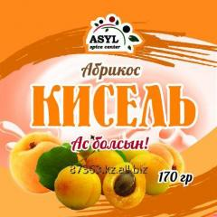 Kissel Apricot of 170 g