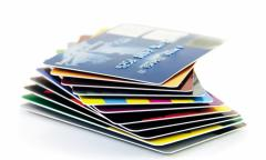 Production and release of plastic cards