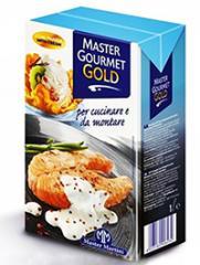 "Cream ""MASTER to GURMA GOLD"