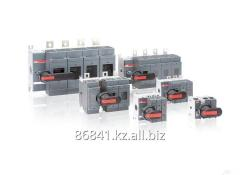 Loading switches with safety locks