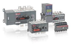 Reversive switch of loading ABB OTM200E2CM230V