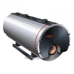 Heating boilers, modular
