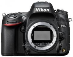 Nikon D610 Body Зеркальный фотоаппарат 35068