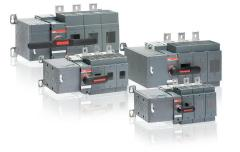 ABB loading switch with the motor OSM drive under
