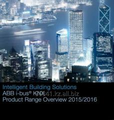 Intellectual install KNX ABB systems