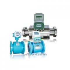 Electromagnetic and ultrasonic flowmeter