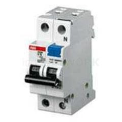 Automatic switch of differential current ABB DS201