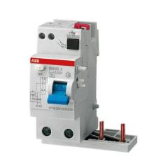 Block of differential current ABB DDA204 A-63/1