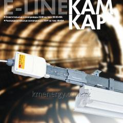 The KAM lighting buslines on currents 25-32-40A