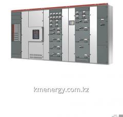 Low-voltage complete devices of the ABB MNS iS