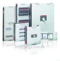 System of ABB System pro E combi modules