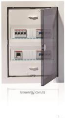 Plastic box of ABB UK 500