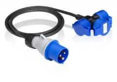 Разъем ABB Ind.P-S Spare Insert ABB 520PxW