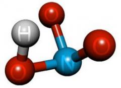 Nitric acid, nitric acid