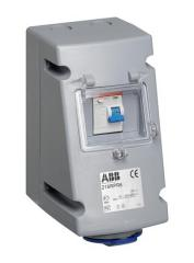 The socket with AB ABB 216RPM6