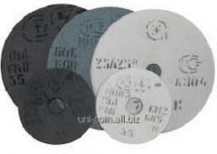 Grinding wheel 25A byly \gray 300х40х127