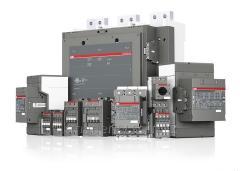 3-polar contactors of AF ABB