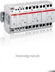 Modular contactors of ABB