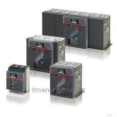 Силовые автоматические выключатели ABB Emax 2