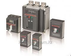 Силовые автоматические выключатели ABB Tmax