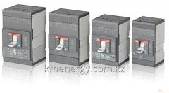 Силовые автоматические выключатели ABB Tmax XT