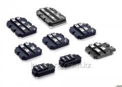 Диодные модули и IGBT - HiPak с SPT&SPT+ чипами ABB