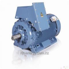 Высоковольтные двигатели с повышенным КПД в чугунных корпусах ABB